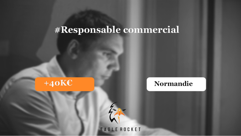 Responsable commercial